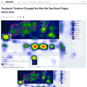 Facebook Timeline Changed the Way We See Brand Pages; Here's How